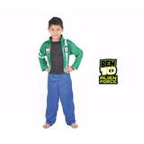 Disfraz New Toy´s Ben 10 3-4 Años Talle 0 70-80cm