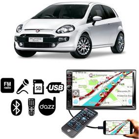 Multimidia Dazz Android Bluetooth Gps Usb Fiat Punto Gii