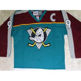 Camisa Nhl Camisa Anaheim Ducks Kariya 239fc7d076a