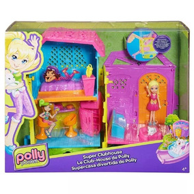 Super Clubhouse Polly - Mattel