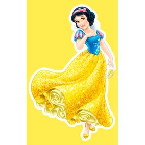 1 Kit Apliques Festa Princesas Disney