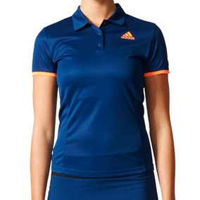 Playera Polo De Tenis Court Mujer adidas Bk7169