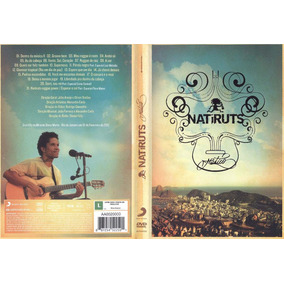 Dvd Natiruts Acústico No Rio De Janeiro (frete Grátis)