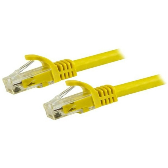 Cable Internet Red 15 M Cat 6  Velocidad Mejor Rendimient Pc