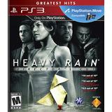 Heavy Rain Ps3 Fisico Original