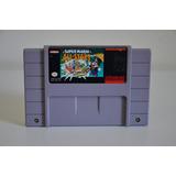 Super Mario All Stars 4-1 Super Nintendo Snes Fita Original