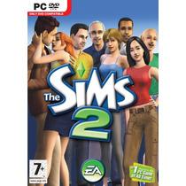 The Sims 2 (jogo Base) Pc Game - Super Promoção Frete Grátis