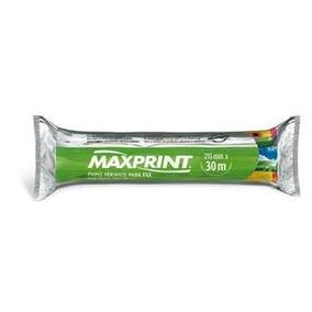 11 Un-papel Térmico Para Fax 215 Mm X 30 M Maxprint Promoção