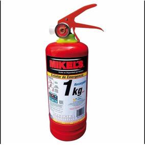 Extintor De Emergencia Mikel