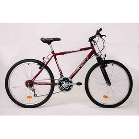 Bicicleta Mountain Bike Suspension Peretti R26 21v+linga+led