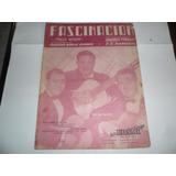 Antigua Partitura Fascinacion Trio Los Panchos F Marchetti