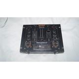 Mixer Mesa Gemini Scratch Modelo Pmx-15a Usado Funcionando
