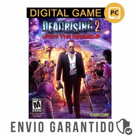 Dead Rising 2 Off The Record Cd-key Steam Pc Envio Garantido