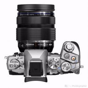 Camara Profesional Olympus Omd Em1 Lente 12-40mm 2.8 Grip