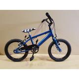 Bici Cross Rod 14/15 Varon Con Freno V Brake