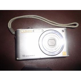 Camara Panasonic Lumix De 10 Megapixeles