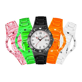 d33cb148b46 Relógio Champion Watch Cp30182x Troca Pulseira Ótimo Preço - Joias e ...