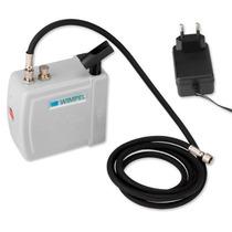 Mini Compressor Comp3 Wimpel Para Aerografia Portátil Bivolt