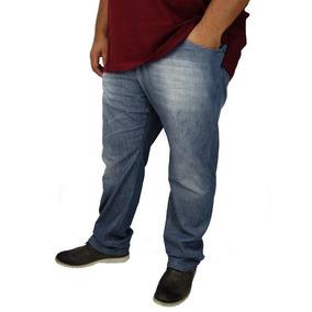 Kit 3 Calça Jeans Masculina Tamanho Grande Exg Plus Size
