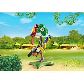 Playmobil 6653. Aves Exóticas Zoo. Playmotiendita.