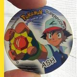 Tazo De Pokemon- Ash - Sabritas (envío Gratis)