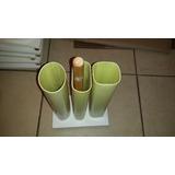 Moldes Jabones Artesanales 3 Modelos Diferentes Pvc Tubo