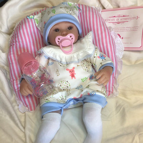 Bebê Reborn P/ Presente Aniversário Boneca Menina Ref.250
