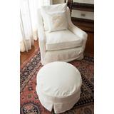 Sofa 1 Cuerpo Más Pequeño Asiento Redondo