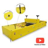 Máquina Cortar Fazer Fabricar Chinelo Automático