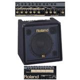Amplificador De Teclado Roland Kc350,120 Watts(envío Gratis)