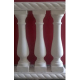 Columnas Balaustres De 70 Cm A $60 Y Barandas De Cemento