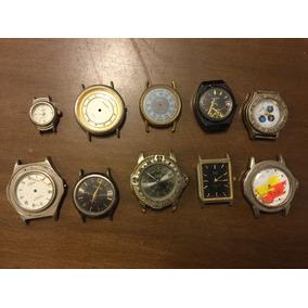 Lote C - Relógios Para Restauro/peças! Confira!