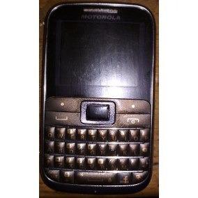 Celular Motorola Ex116