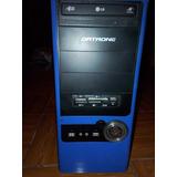 Computadora Pc + Monitor
