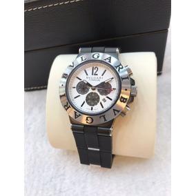 814298c45480f Relogio Bvlgari - Relógio Masculino no Mercado Livre Brasil