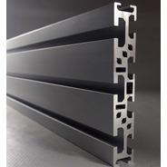 Perfil De Alumínio Estrutural 20x120x500mm