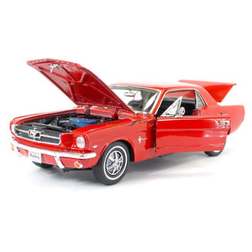 Auto A Escala Ford Mustang Coupe 1964 1:18 Welly