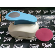 Perforadora Sacabocados Circular 5cm Candybar Circulo Grande