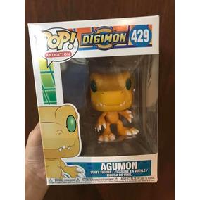 Agumon Digimon Funko Pop En Stock