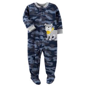 Pijama Enterito Polar Para Niños Talle 2 Años