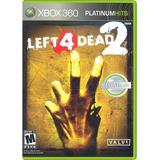 ¡¡¡ Left 4 Dead 2 Para Xbox 360 En Wholegames !!!