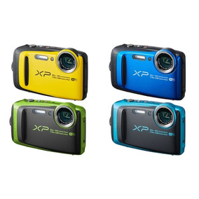 Câmera Fujifilm Finepix Xp120 À Prova D