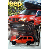 Matchbox Jeep Grand Cherokee 75 Aniversario Usa