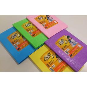 Cuaderno Escolar Exito Liso De 48 Hojas Rayadas Pack X3