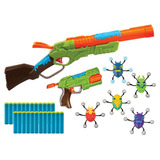 Conjunto De Lançadores De Dardos - X-shot - Bug Attack - Val