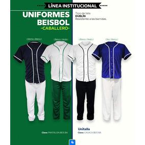 Uniforme De Beisbol Economico Varios Modelos