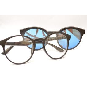 dec2207c362f0 Óculos 4 Lentes C Encaixe Suporte Oculos De Sol Unisses D73. R  100