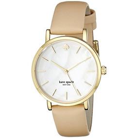 Kate Spade New York Mujer 1yru0073 Reloj Clásico De Oro-tono