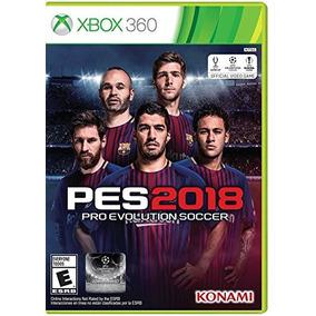 Pes2018 Xbox 360 Pes 2018 Pes18 Df Pes 18 Mercadoenvíos