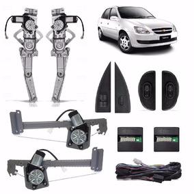 Kit Vidro Eletrico Corsa Sedan 1997 4 Portas Completo